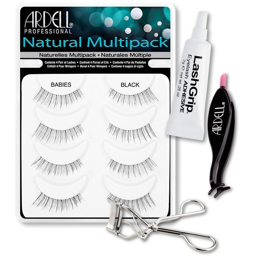 Buy Ardell Fake Eyelashes Babies Value Pack Natural Multipack