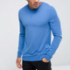 Free Sample Low MOQ Custom Crewneck Mens Raglan Sleeve Plain Sweatshirt