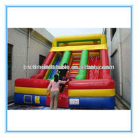 XD06S25 inflatable circus slide|inflatable princess slide
