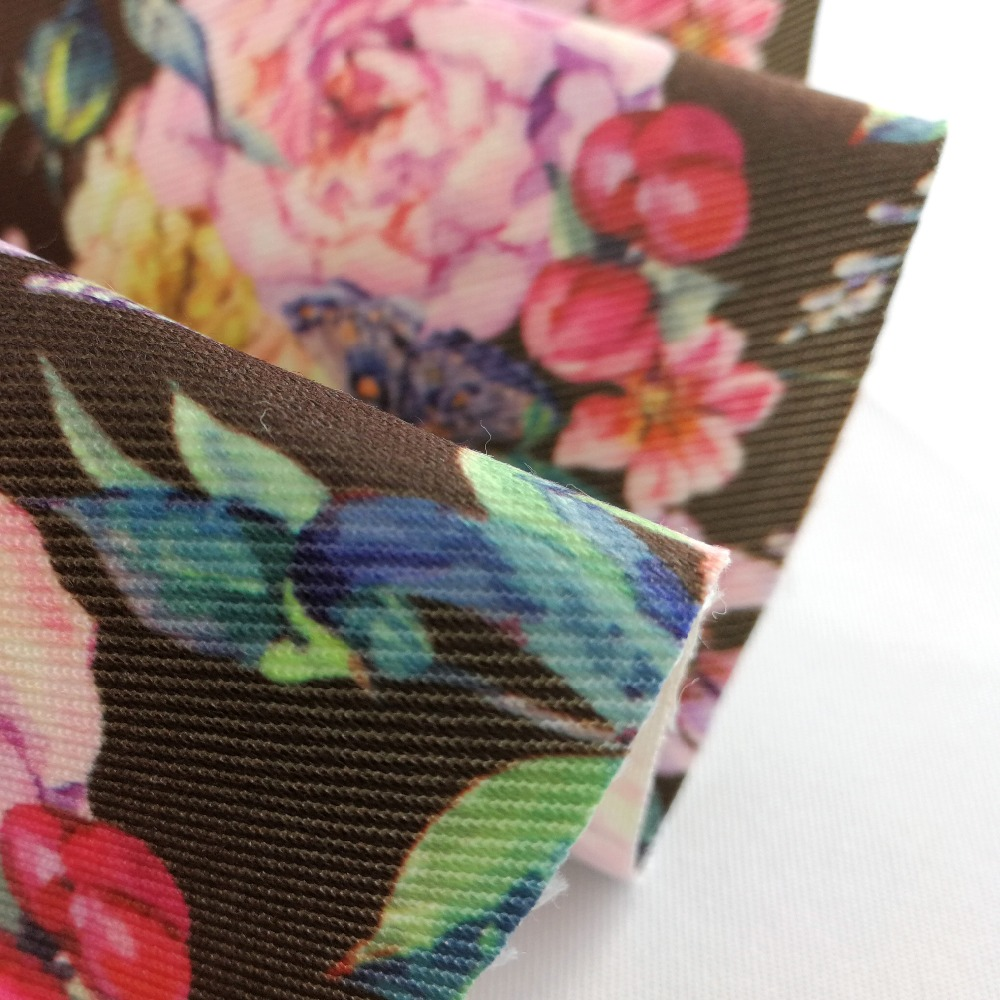 Excellent Quality 1680d polyester fabric custom digital print fabric