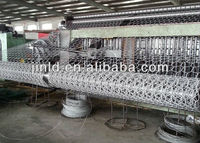 4300mm Max Mesh Weaving Width Heavy Duty Hexagonal Gabion Machine for 3.5mm Wire, 22kw