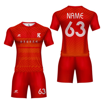 8ae83e28040 manufacturer wholesale kids youth custom design football training soccer  jerseys uniforms