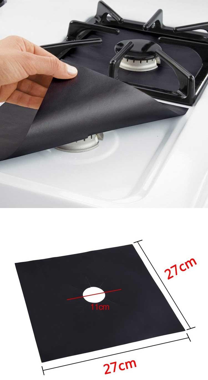 Ceramic Gas Stove Burner Top Covers