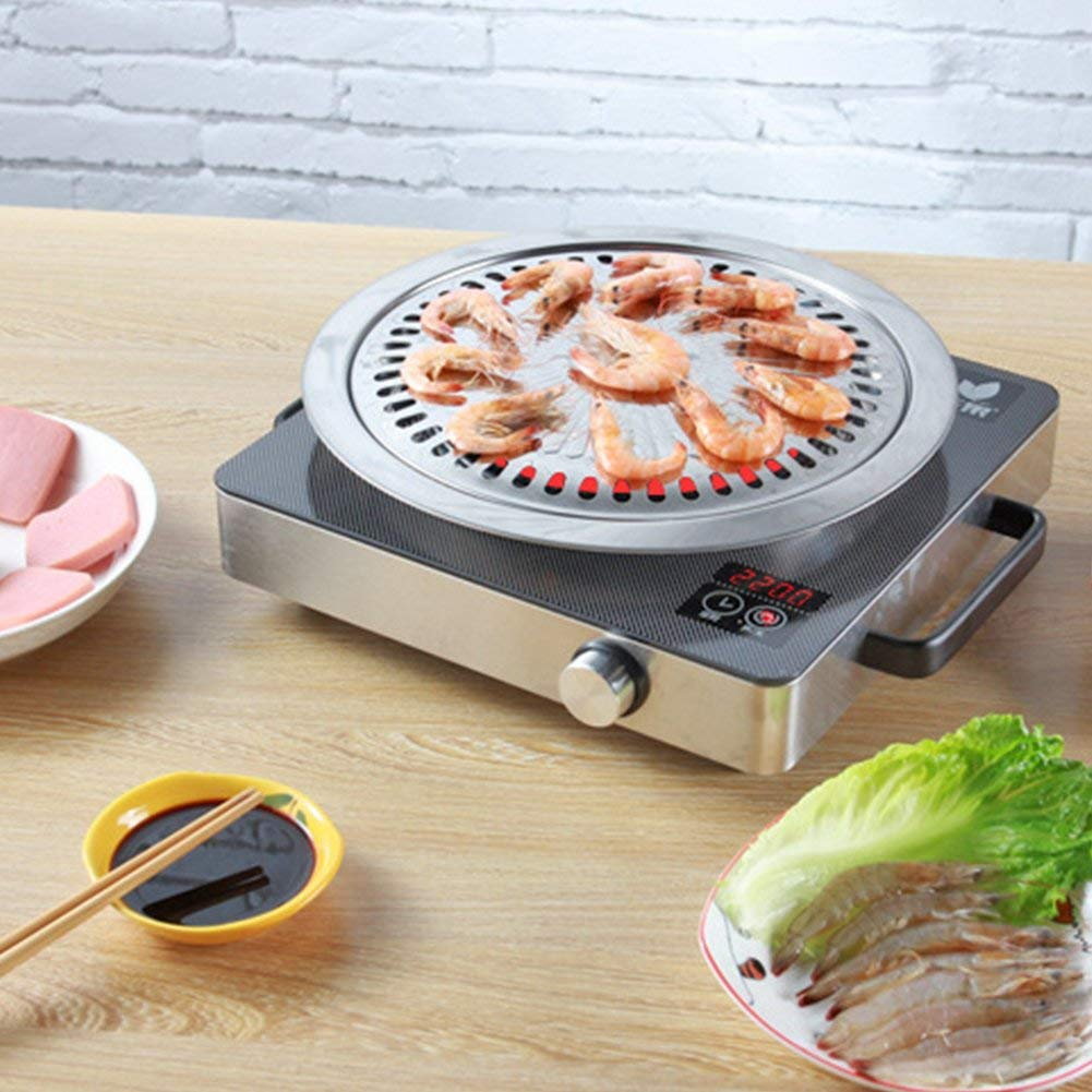 Buy Smokeless Indoor Stove Top Bbq Grill In Cheap Price On