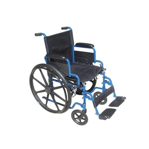 Medical WH932 Drive Hospital Manual folding wheelchair steel cheap portable Adult wheelchairs for elderly