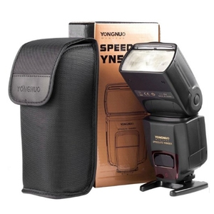 New Yongnuo YN565EX dslr camera speedlite flash for Nikon Canon Pentax Camera with TTL