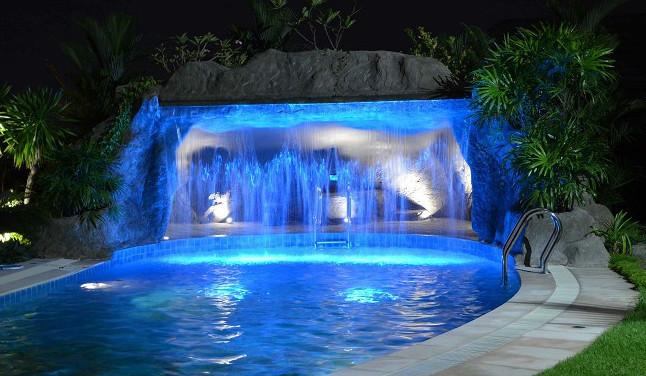 Abs Glass Stainless Steel Waterproof Ip68 20 54w Led Par 56 Swimming Pool Light Buy Par56 Led