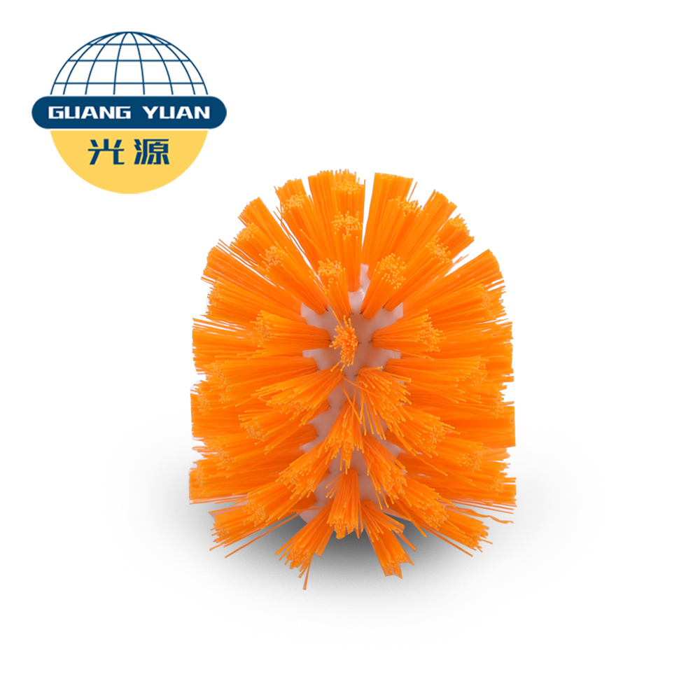 New Product Long Handle Round Replaceable Toilet Brush Head With Good Price