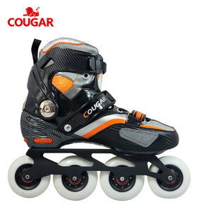 Hot sale in China custom 4 wheel skates for figure skating inline skates rubber wheel