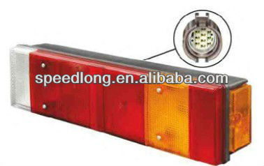 For Iveco Eurostar truck parts rear light 98435942
