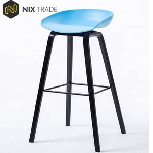 high top barstool and bar chair simple new design model WATERFALL