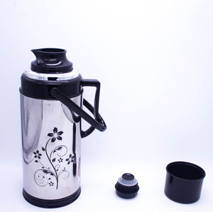 The best popular double wall double wall stainless steel 3.2 liter vacuum flask