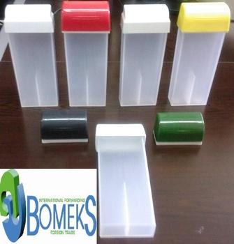 100 Ml Empty Roll On Wax Cartridges Buy Depilatory Wax