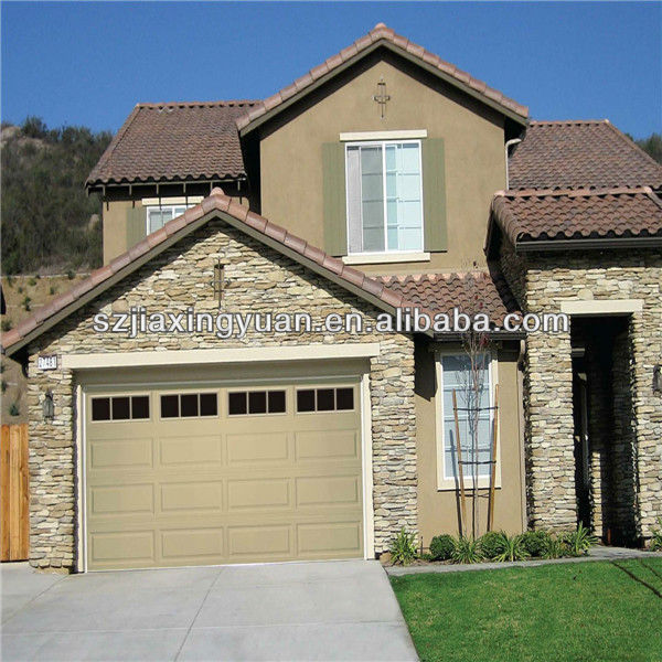 Elegant Steel Garage Door Skins