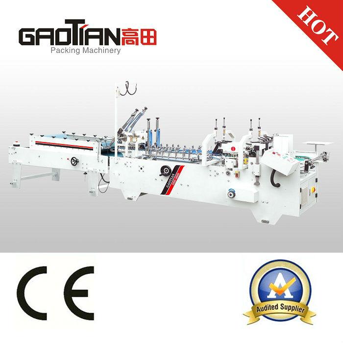 Folding Gluing Machine / Glue Machine / Automatic Box Folding And ...