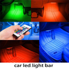 Car LED Under Door Foot Lamp Interior Light for VW golf mk4 bora beatles