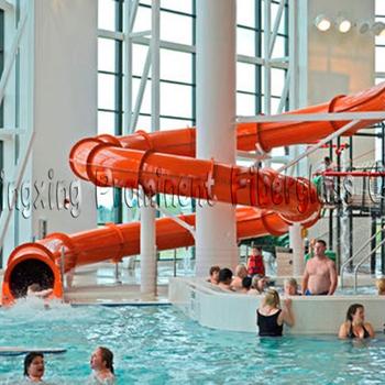 Indoor Playground Swimming Pool Fiberglass Tube Slide - Buy Swimming Pool  Slide,Pool Water Slide,Fiberglass Water Slide Product on Alibaba.com