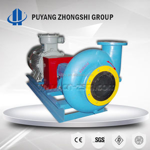 High chrome alloy centrifugal river dredger sand pump for sale
