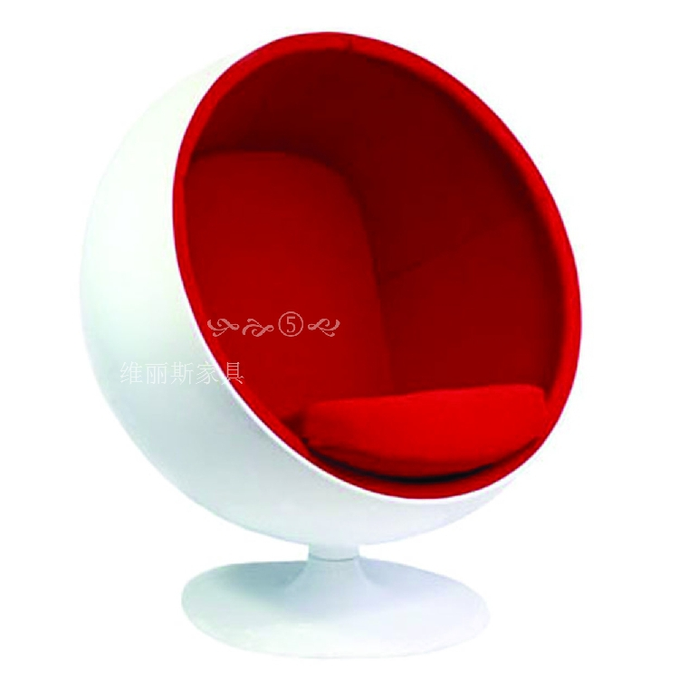 buy frp great big ball chair egg chair bubble chair swivel chair children chair classic creative lazy sofa chair computer chair in cheap price on alibaba