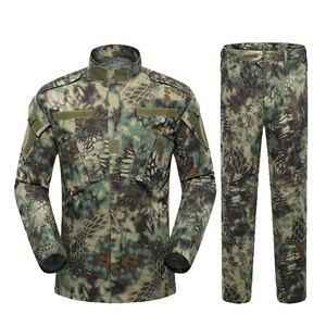 Custom ACU tactical camouflage military indian army uniforms