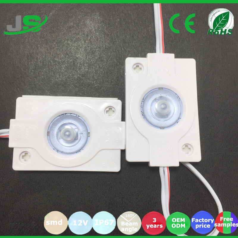 Customized professional black case pvc injection rgb led module oral protect