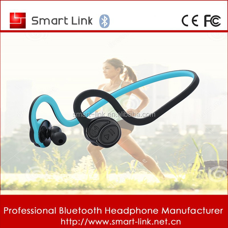 Lightweight wireless stereo headset with integrated microphone BackBeat Fit Sport earphone wireless