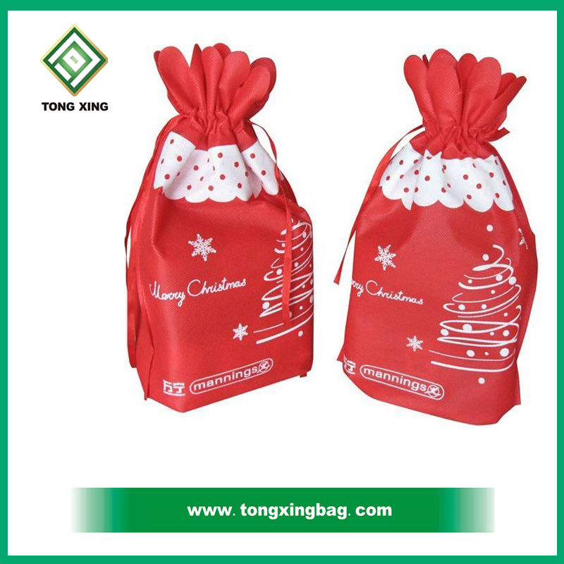 new type bulk printing drawstring bag for microfiber drawstring bag