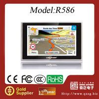 5inch HD Car GPS Navigation System+Bluetooth+AV IN+8GB+ISDB-T+Digital TV+ FMT MP3 MP4 EBOOK Free Map Voice Guider