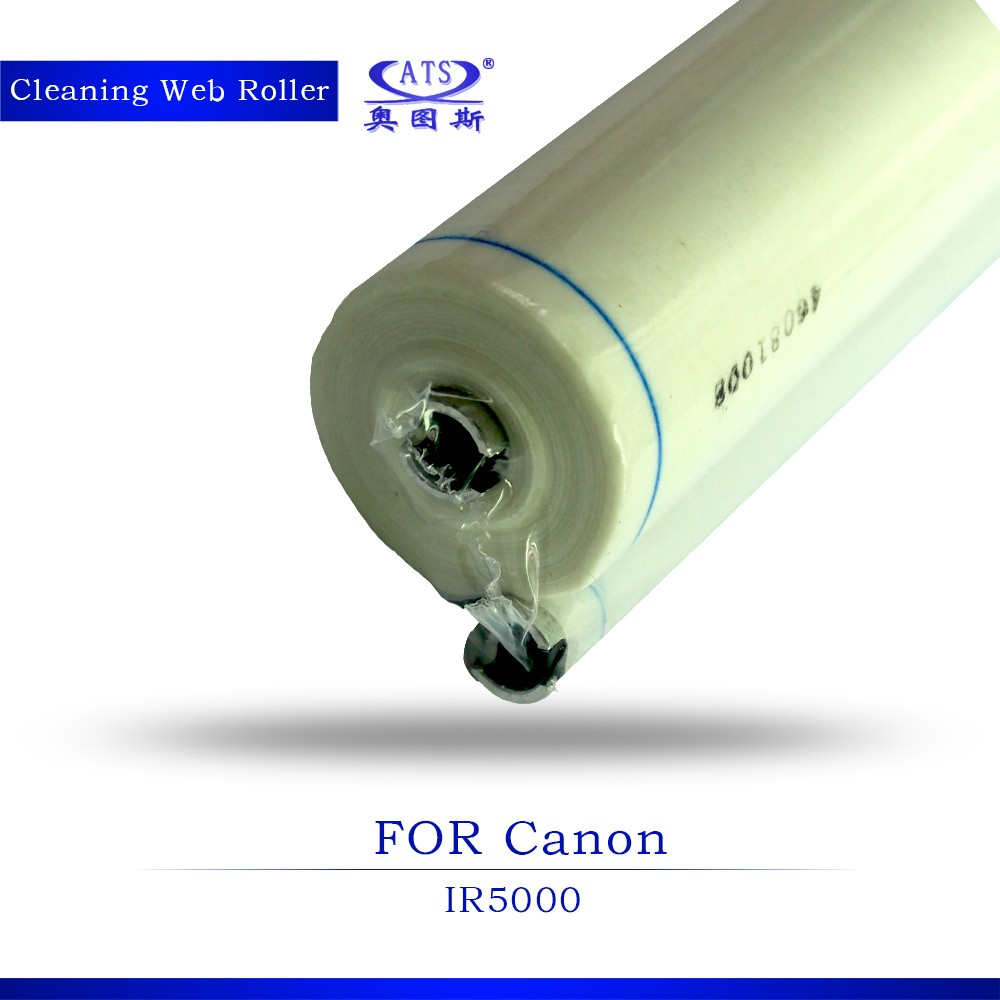 copier part for Canon IR5000 6000 fuser cleaning web roller
