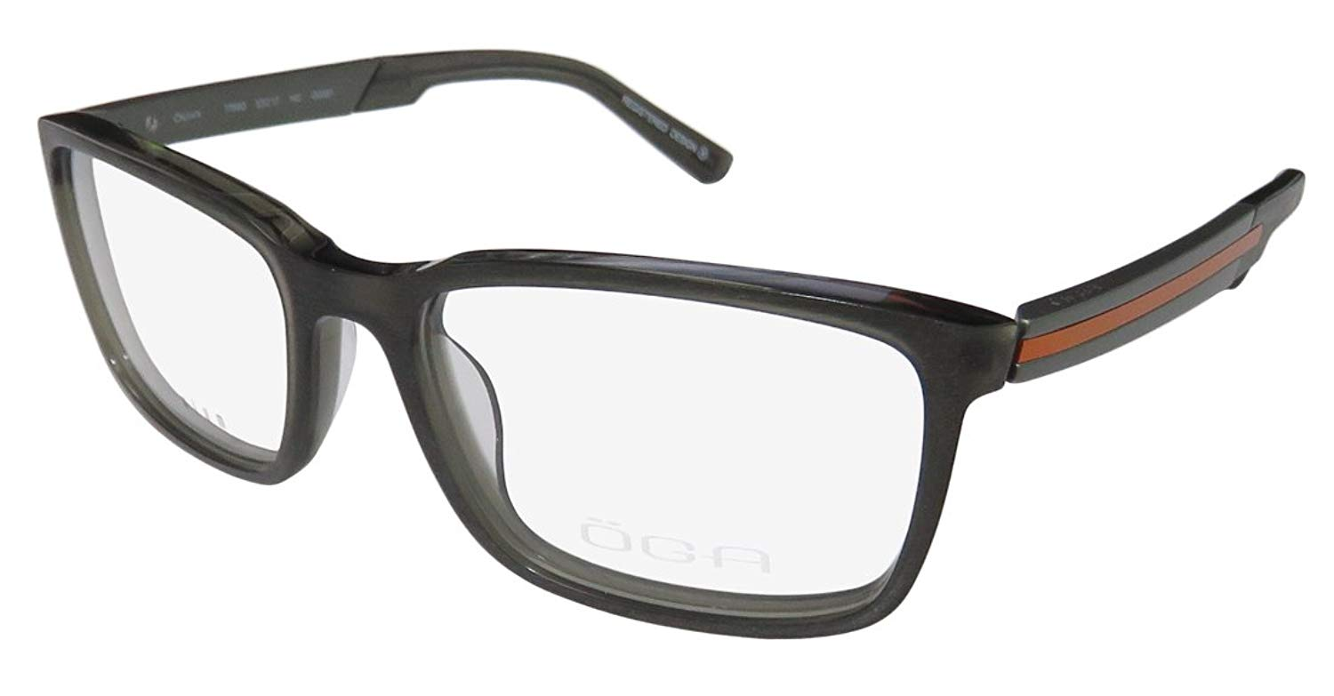 John Varvatos V340 Mens Designer Full-rim Flexible Hinges Brand Name Famous Eyeglasses//Eyewear
