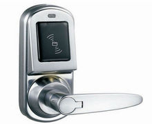 Lifetime Warranty Hotel/Apartment Card Reader Electronic Deadbolt Lock