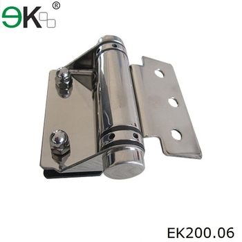Stainless Steel Soft Close Glass Door Hinge Buy Soft Close Glass