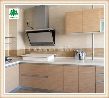 Kitchen Cabinet Penang With Wooden Doors And Drawer - Buy Kitchen ...