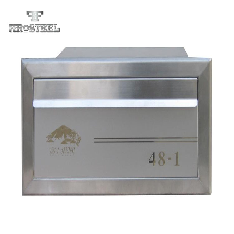 Outdoor 304 316l Stainless Steel Mailboxes For Mall Apartment - Buy Outdoor  Mailboxes For Apartments,Wall-mountedmailbox,Mailbox For Residential ...