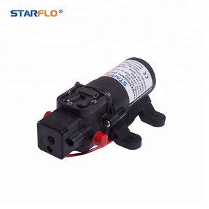 STARFLO FLO-2202 3.8LPM 35 PSI DC battery powered mini motor 12 volt water fountain pump