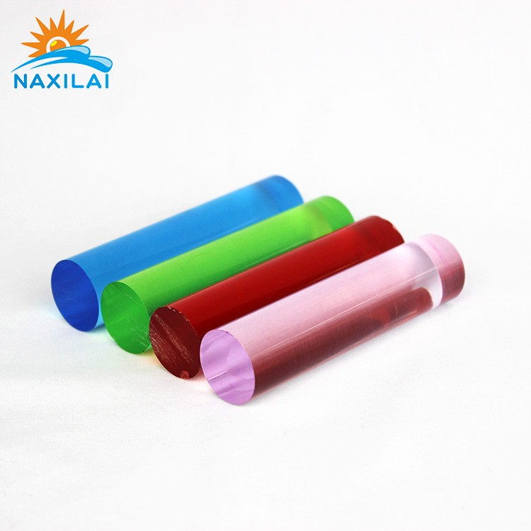 Color Pmma Rod