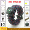 ally express wholesale parachute cord bracelets how to make