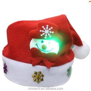 3afe2bc687847 China Flashing Christmas Hats