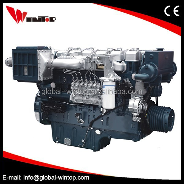 cargo ship 500hp marine diesel engine