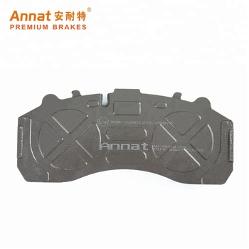 Wva29061 Disc Brake Pads For Daf Truck For Iveco For Man For Mercedes Truck  - Buy High Quality Truck Brake Pads,Wva 29061 Truck Brake Pad,Truck Parts