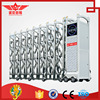 Industrial Stainless Steel Automatic Retractable Safety Gate for factory -J1375