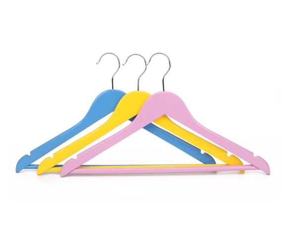 12 Stück Kinder Kleiderbügel buntKinderbügelKinderkleiderhaken
