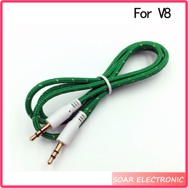 Wholesale hot selling high quality 1m copper audio cable usb to av output cable
