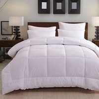 High quality polyester filling comforter for bedding full/queen/king with cheap price
