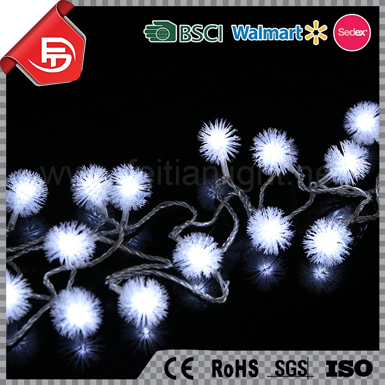 High power led plastic led cristmas decoration light
