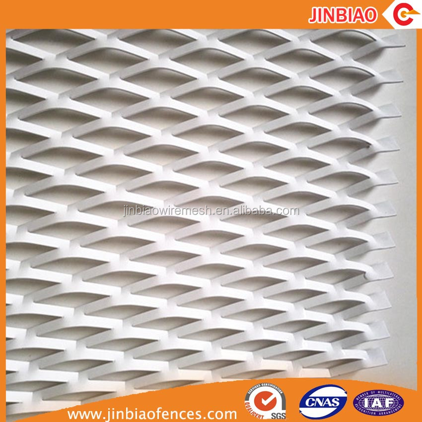 aluminum ceiling panel expanded decoration mesh material