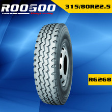 New and high quality best Chinese brand TBR 315/80r22.5 tyre