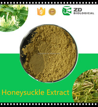 Heat-clearing and detoxicating herb extract powder honeysuckle flower extract