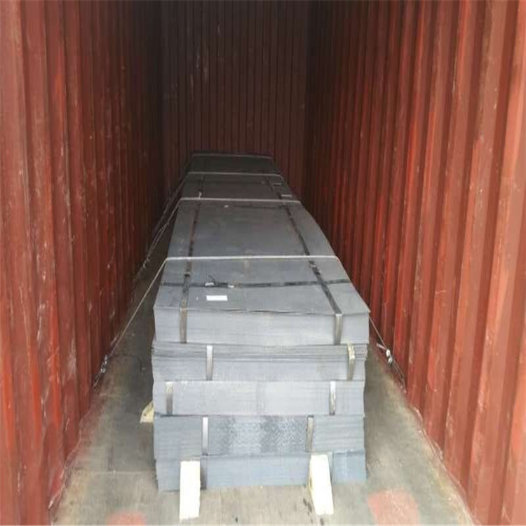 MS Carbon Steel A36 Q235 3mm Steel Plate Price