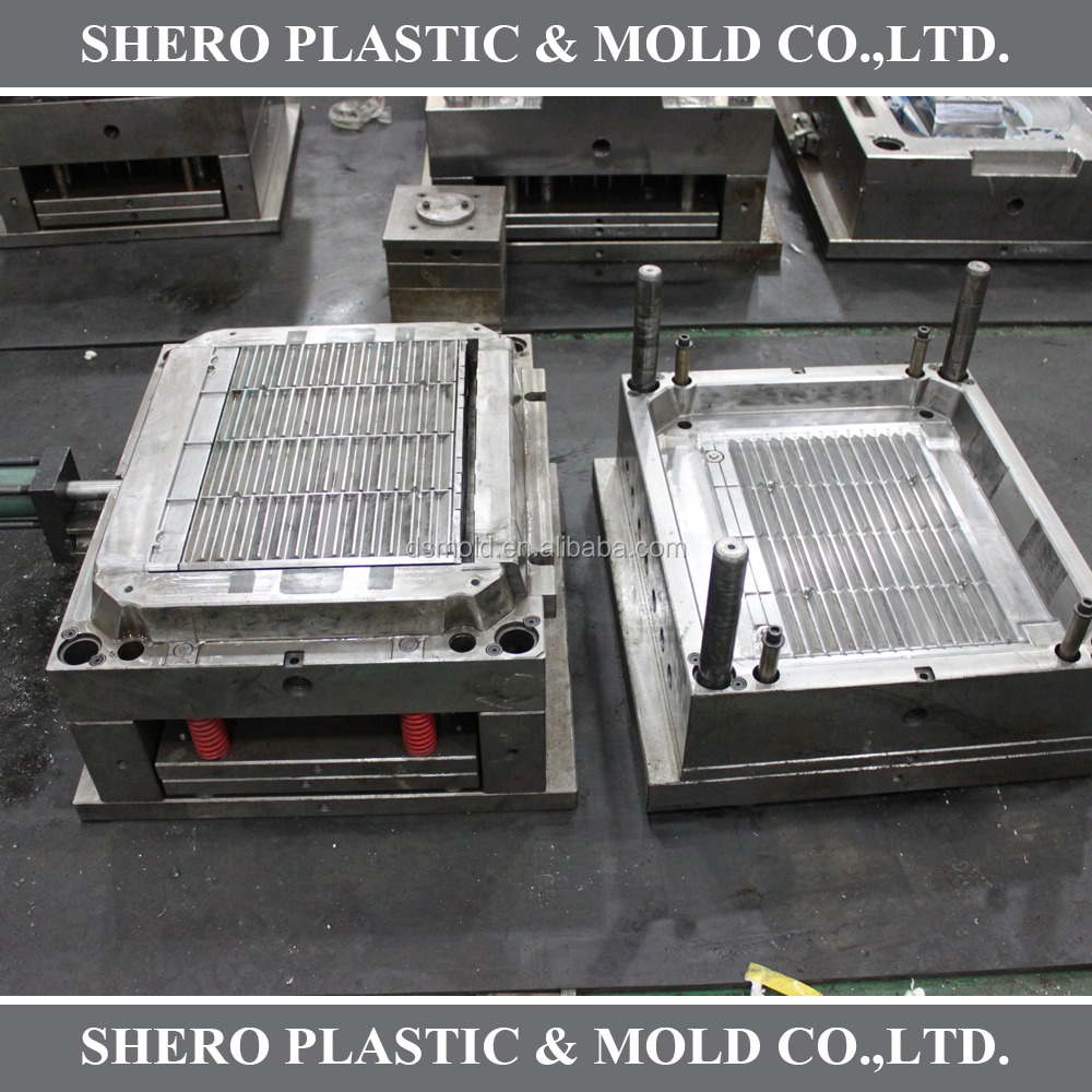 china evaporative air cooler plastic injection mould manufacturer